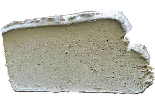 White latex reclaimed rubber 60% 3