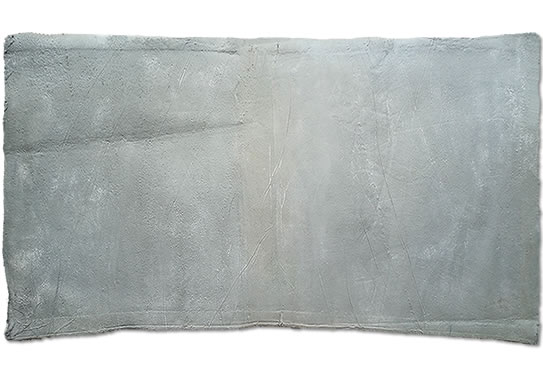 White grey EPDM reclaimed rubber 1
