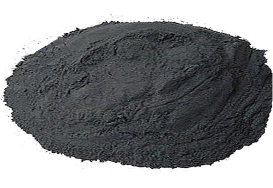 Black and white nitrile rubber powder 2
