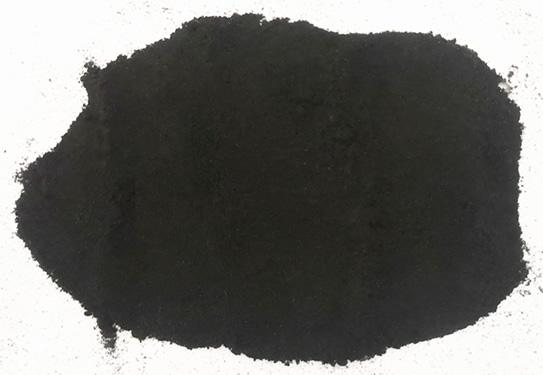 Black and white nitrile rubber powder 3