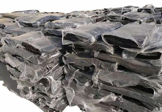 Filtration butyl reclaimed rubber 40% 5