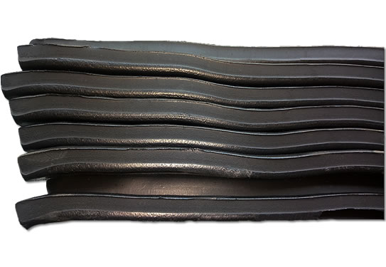 Environmental EPDM recycled rubber 2