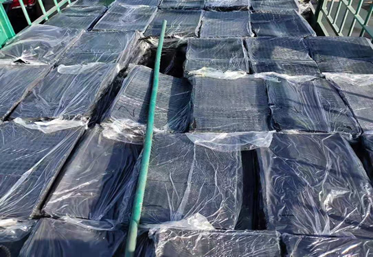 Environmental EPDM recycled rubber 5