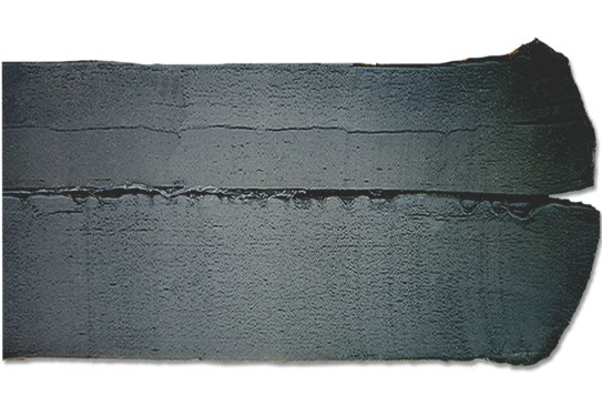 Tire top reclaimed rubber 3