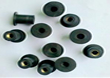 Odorless reclaimed rubber